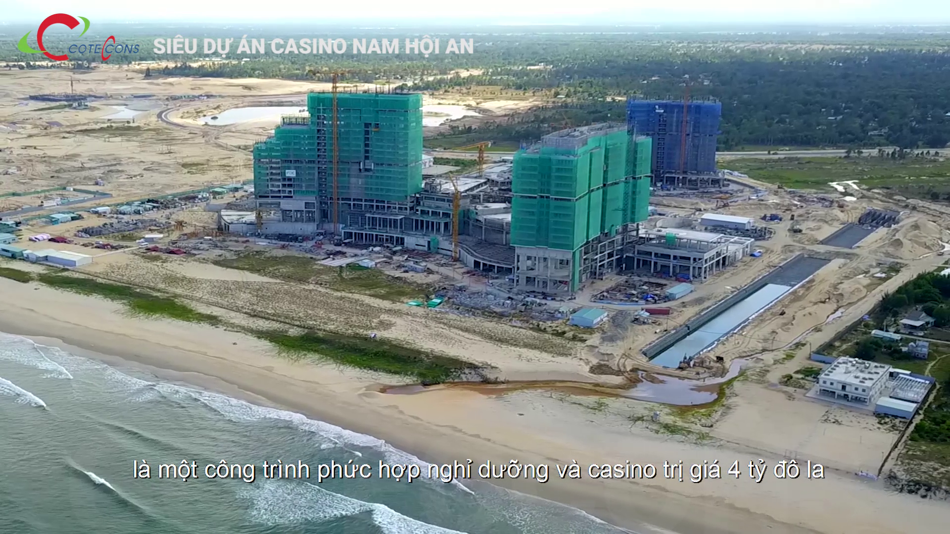 Casino Nam Hoi An Project